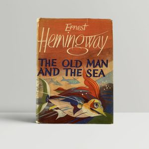Hemingway The Old man And The Sea First Edition