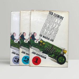 Ian Fleming Chitty Chitty First Edition