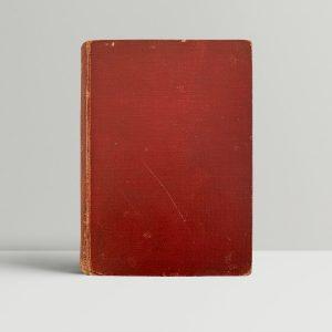 Joseph Conrad The Secret Agent First Edition