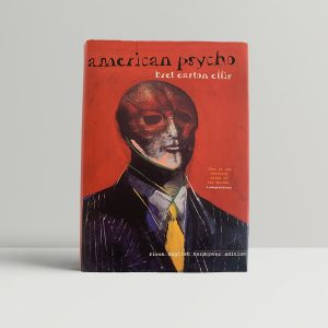 easton ellis bret american psycho first uk edition 1998