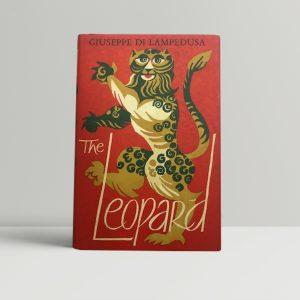 giuseppe di lampedusa the leopard 1st ed1