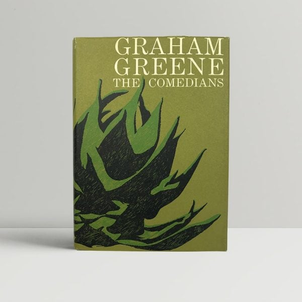 graham greene the comedians first edition1 1