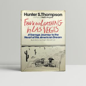 hunter s thompson fear and loathing in las vegas first edition1