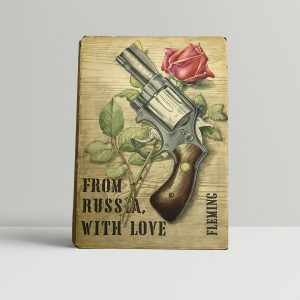 ian fleming from russia with love signed to una1