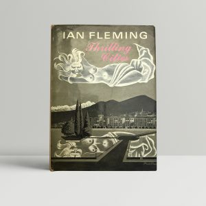 ian fleming thrilling cities signed to una1
