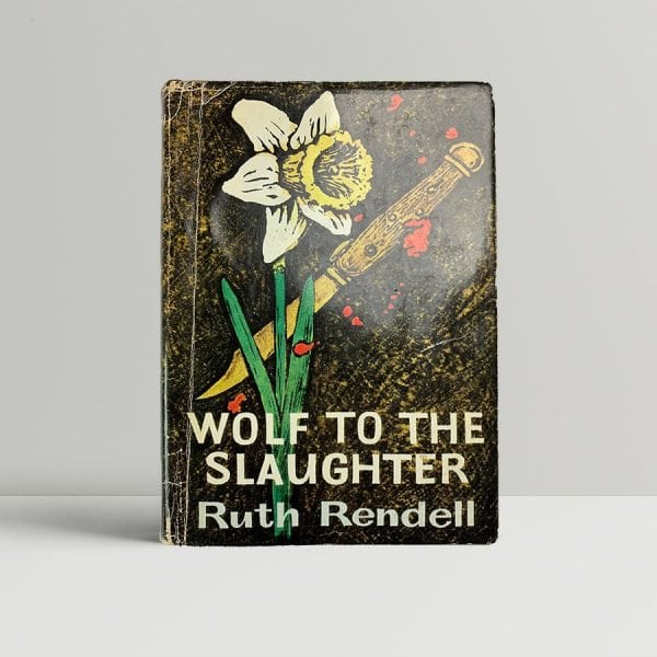 rendell ruth wolf to the slaughter first uk edition 1967