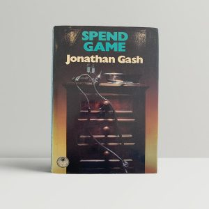 gash jonathan spend game signed and inscribed on the date of publication to the dedicatee img 1194
