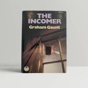 gaunt graham gash jonathan the incomer first uk edition 1981 signed on the day of publication img 1082