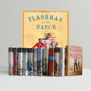 macdonald fraser george the full set of flashman uk first editions