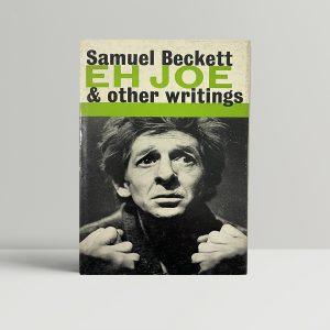 samuel beckett eh joe first edition1
