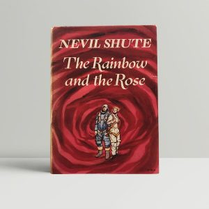 nevil shute the rainbow and the rose first uk edition 1958 signed