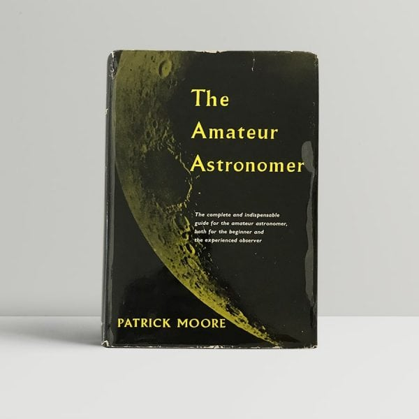 patrick moore the amateur astronomer first edition1