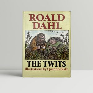 roald dahl the twits first edition1
