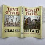 roald dahl the twits first edition4