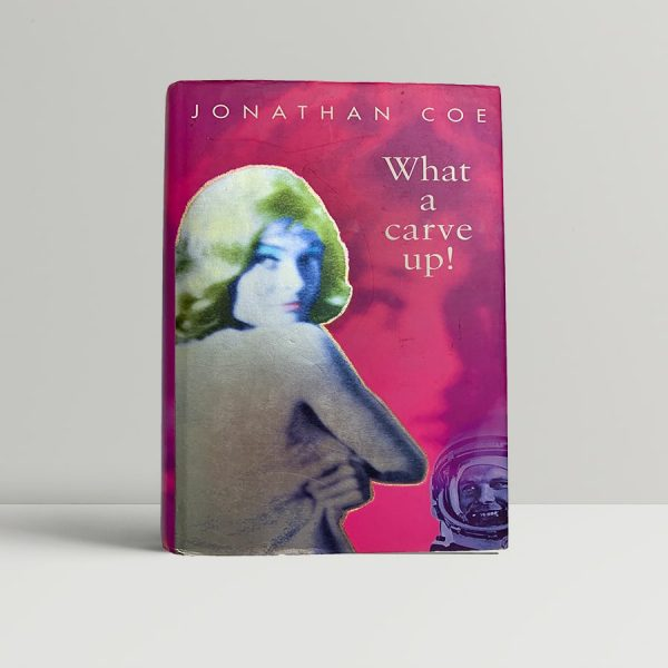 coe jonathan what a carve up first uk edition