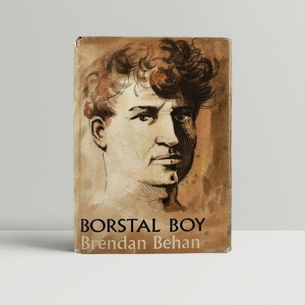 Brendan Behan Borstal Boy First Edition