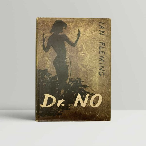 ian fleming dr no first uk edition 1958