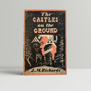 jm richards the castles on the ground first edition1