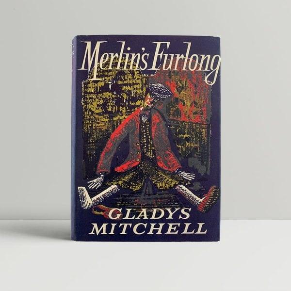 mitchell gladys merlins furlong first uk edition 1953 img 5798