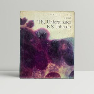 b s johnson the unfortunates first uk edition
