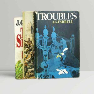 jg farrell the empire trilogy first eds1 1
