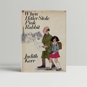 judith kerr when hitler stole pink rabbit first edition1