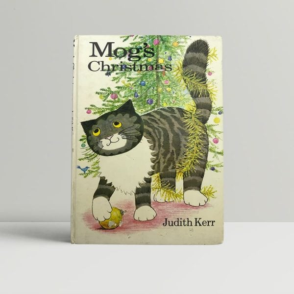 judith kerr mogs christmas first edition1