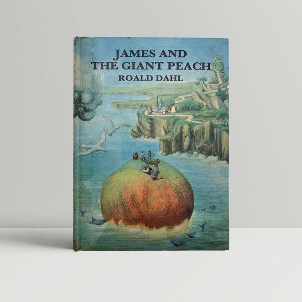 Roald Dahl James Giant Peach First Edition