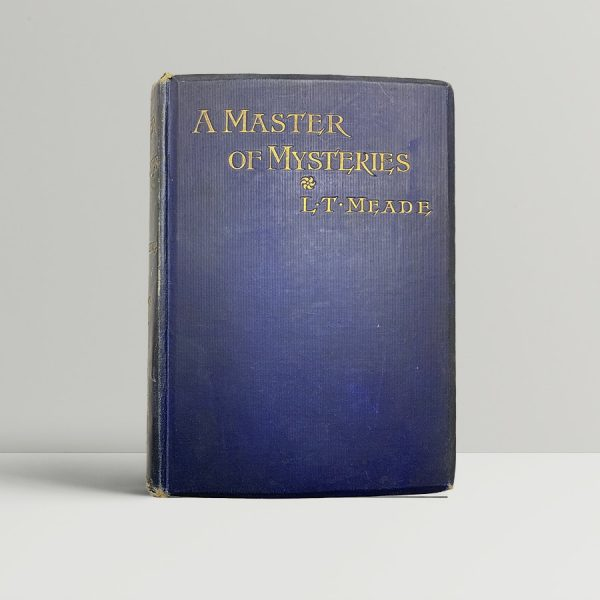 meade l t a master of mysteries first uk edition 1898