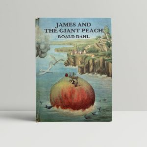 roald dahl james and the giant peach first uk edition 1967 5