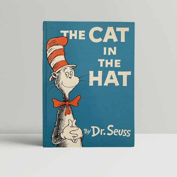 dr seuss the cat in the hat first uk edition 1958