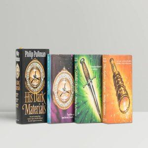 philip pullman his dark materials trilogy all first uk editions omnibus