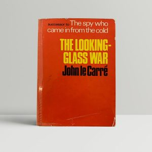 John Le Carre Looking Glass War First Edition Signed