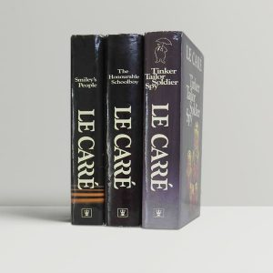 john le carre the karla trilogy first uk editions