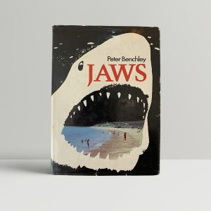 Peter Benchley Jaws First Edition