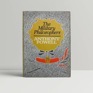 anthony powell the military philosophers first uk edition 1968