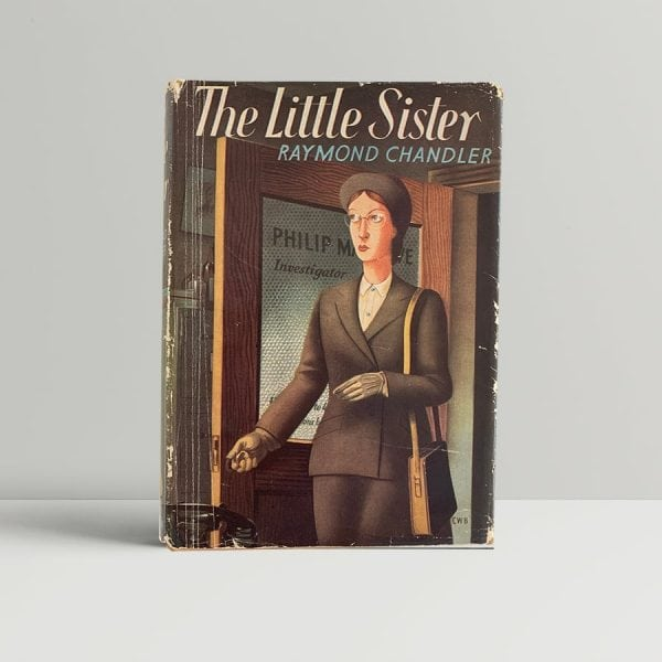 raymond chandler the little sister first uk edition 1949