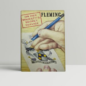 ian fleming ohmss first ed 650 1