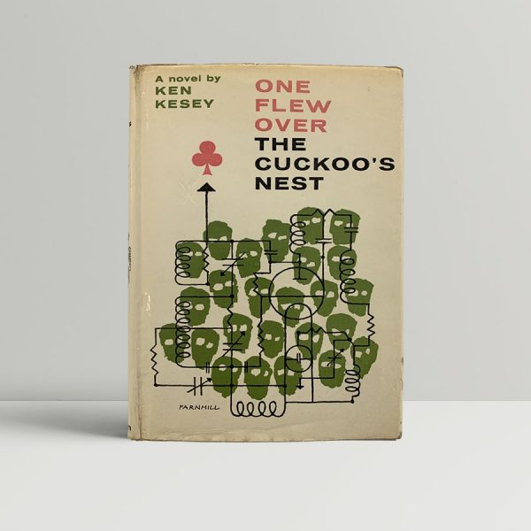 Kesey One Flew Over The Cuckoos Nest First Edition