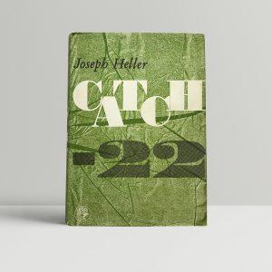 joseph heller catch 22 first editon1