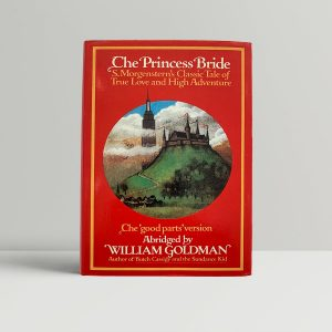 william goldman the princess bride first uk edition 1975