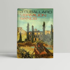 j g ballard vermilion sands first uk edition 1973