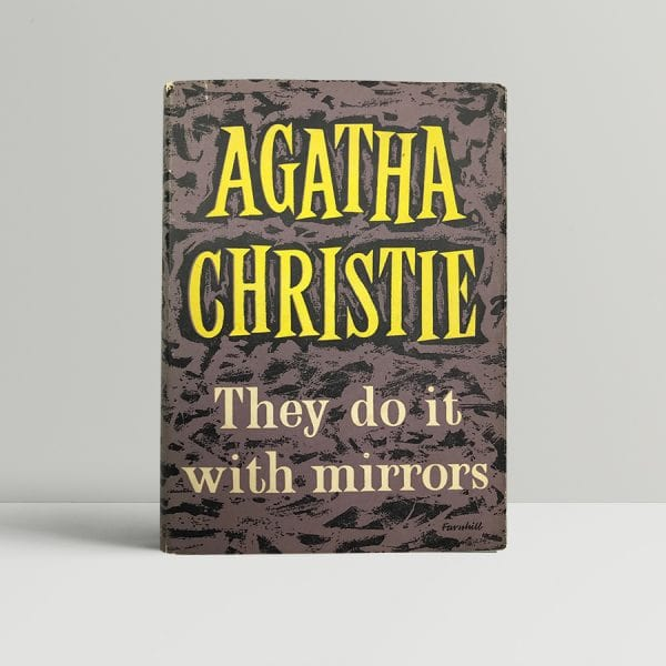 agatha christie they do it with mirrors first edition1