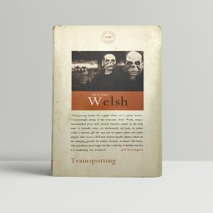 irvine welsh trainspotting first edition1
