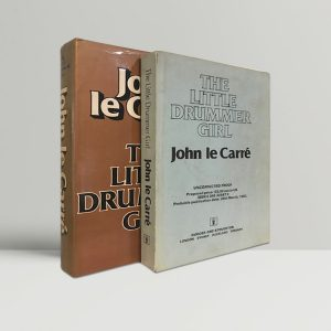 john le carre the little drummer girl first uk edition with the uncorrected proof