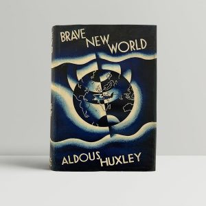 Aldous Huxley Brave New World First Edition