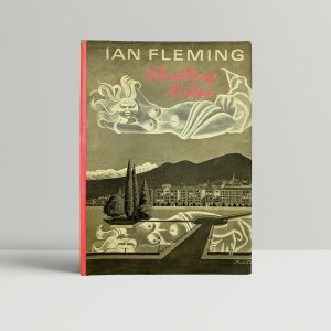 ian fleming thrilling cities uncorrected proof copy 1963