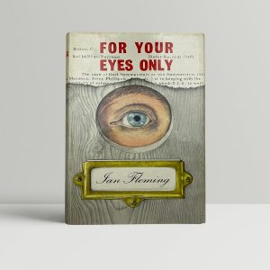 ian fleming for your eyes only first edition1