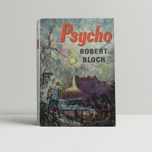 robert bloch psycho first edition1 1