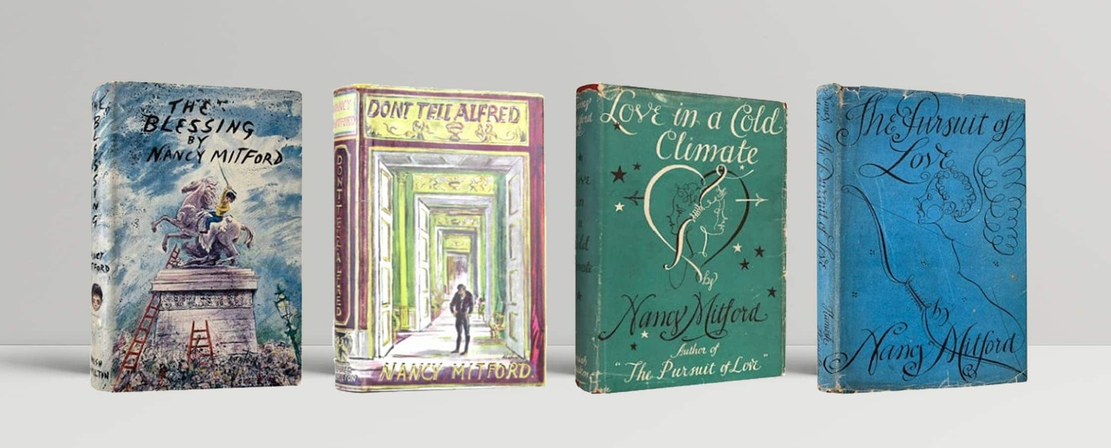 Nancy Mitford Her Life and Works